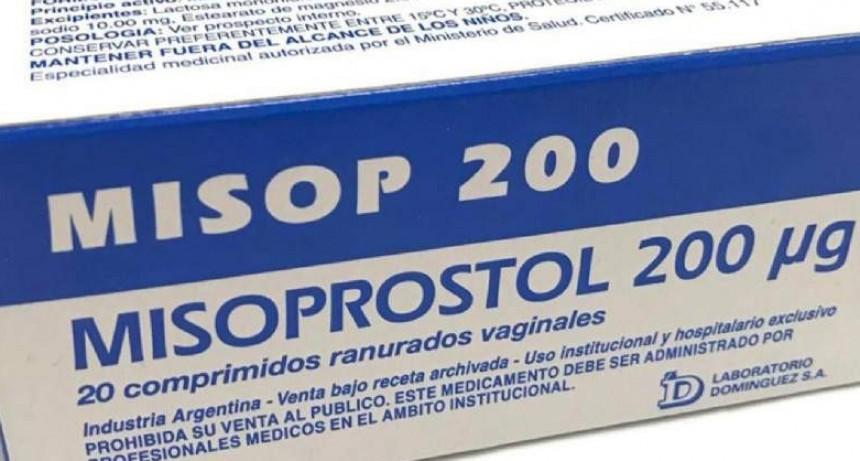 Por primera vez el Estado licitó misoprostol para facilitar 8 mil abortos legales