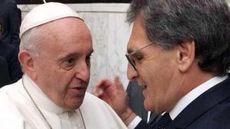 Avruj y delegados de 40 colectividades de extranjeros residentes en Argentina visitaron al Papa