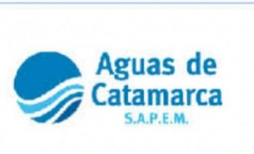Nuevo cuadro Tarifario para los servicios de agua potable y cloacas