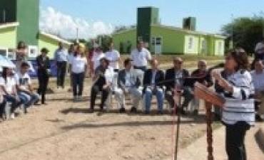 Viviendas a 16 Familias de Los Castillos
