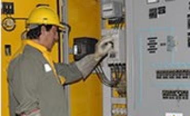 Aviso de suspensión de servicio eléctrico