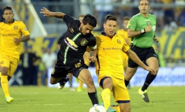 Rosario Central igualó 2-2 con Banfield en Arroyito