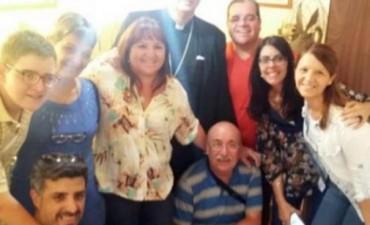 Cura Brochero: se conocieron las familias de Nico y Camila