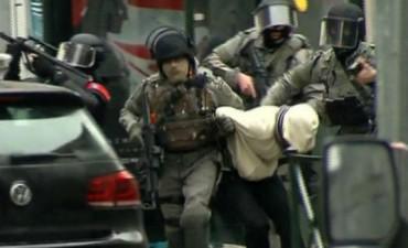 Capturan en Bruselas al principal fugitivo de los ataques de París, Salah Abdeslam