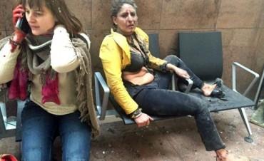 Dos explosiones en el aeropuerto y una en el metro sacuden Bruselas