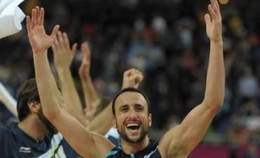 Ginóbili estará en Río 2016