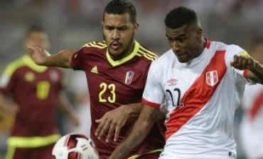 ELIMINATORIAS:Perú y Venezuela animaron un entretenido empate en Lima