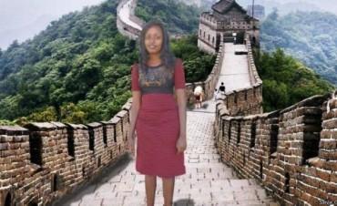 El final feliz para la keniana que utilizó terriblemente mal el Photoshop para simular sus vacaciones