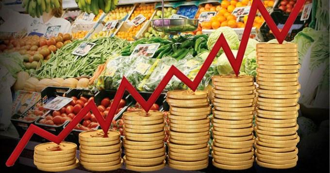 Alimentos lideran ránking de inflación