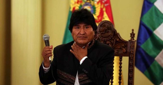 Evo Morales: Se agravó su salud y vuelve a Cuba a operarse