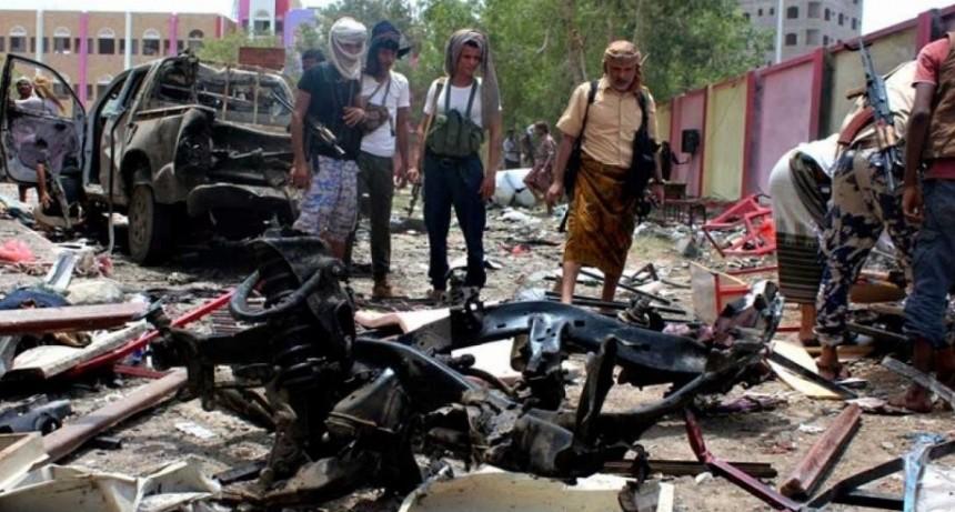 Conmoción mundial por un atentado suicida en Yemen