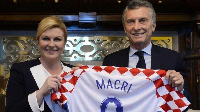 Argentina y Croacia se comprometieron a profundizar la relación bilateral