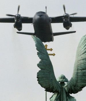 Así se estrelló avión militar ruso dejando 39 muertos
