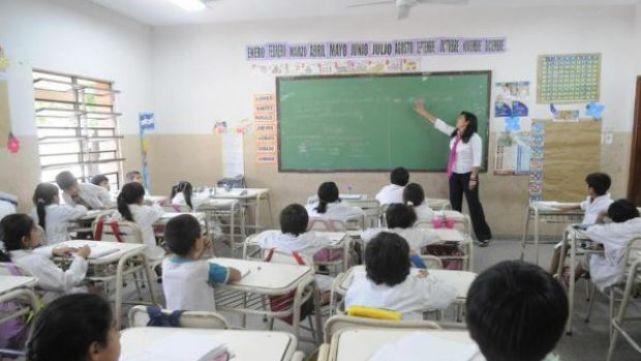 Para el Gobierno, el acatamiento al paro docente es menos del 50 %