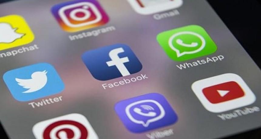 Se cayeron las principales redes sociales del mundo