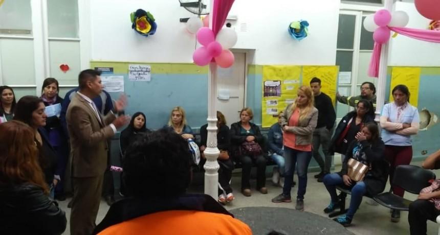 ¿Represalias?: Becados quedaron sin sus Becas tras protesta en Sanidad Municipal