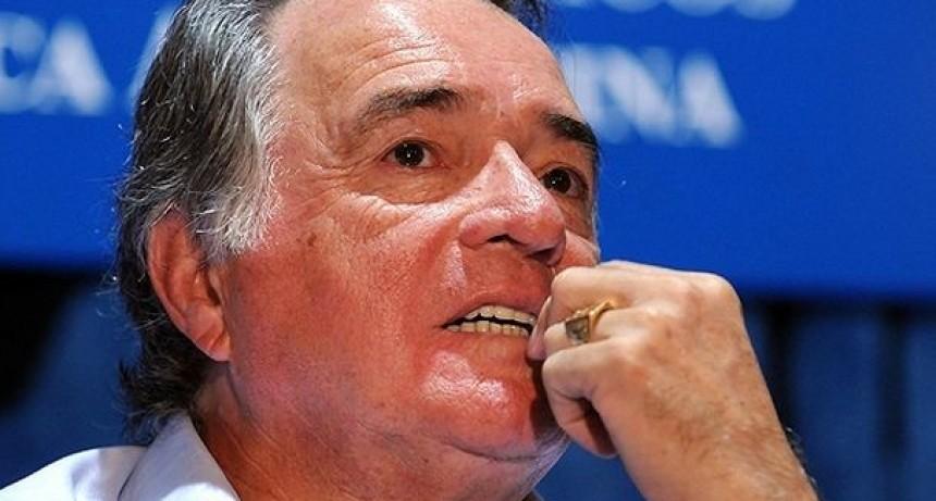 Luis Barrionuevo: Ni Cristina ni Macri  pueden ser candidatos