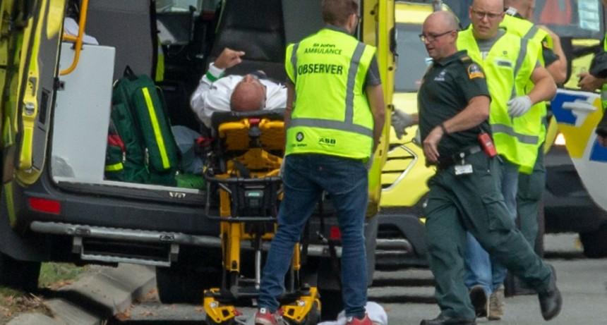 Masacre en Nueva Zelanda: tiroteos en dos mezquitas dejaron al menos 49 muertos y más de 20 heridos