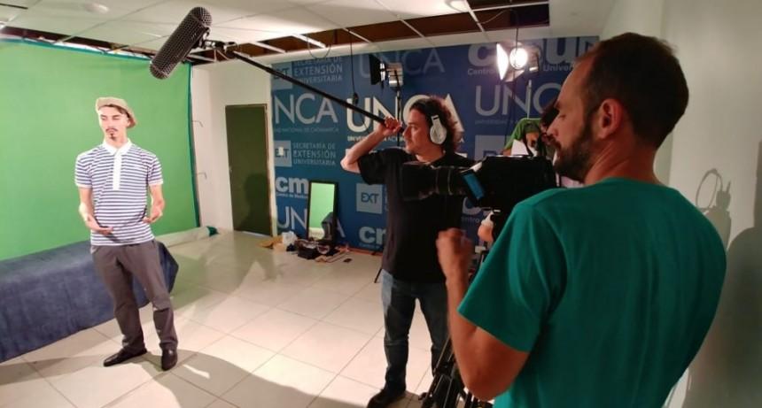 UNCa TV estrenará ¿Y ahora? Su primera serie de ficción