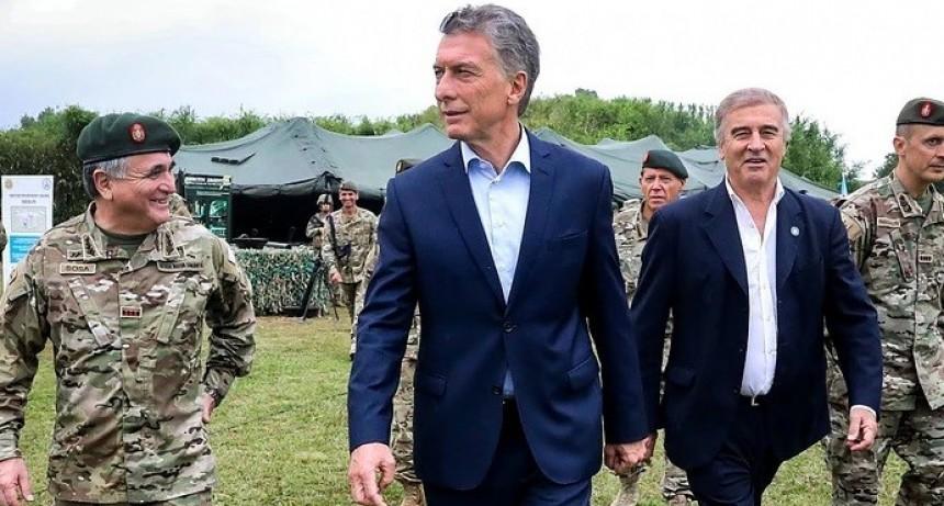Macri destacó lucha contra narcos en la frontera Norte