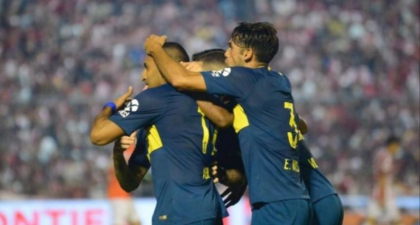 Boca goleó a San Martín de Tucumán y lo mandó a la B Nacional