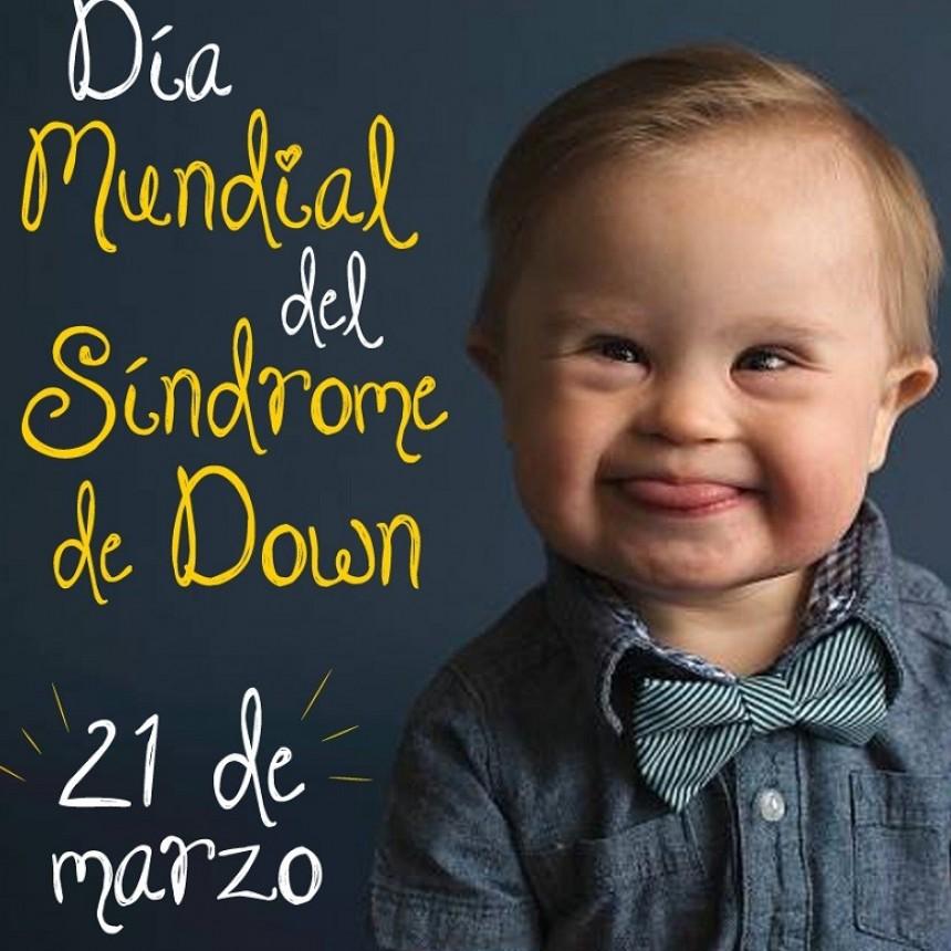 Actividades por el Día Mundial del Síndrome de Down