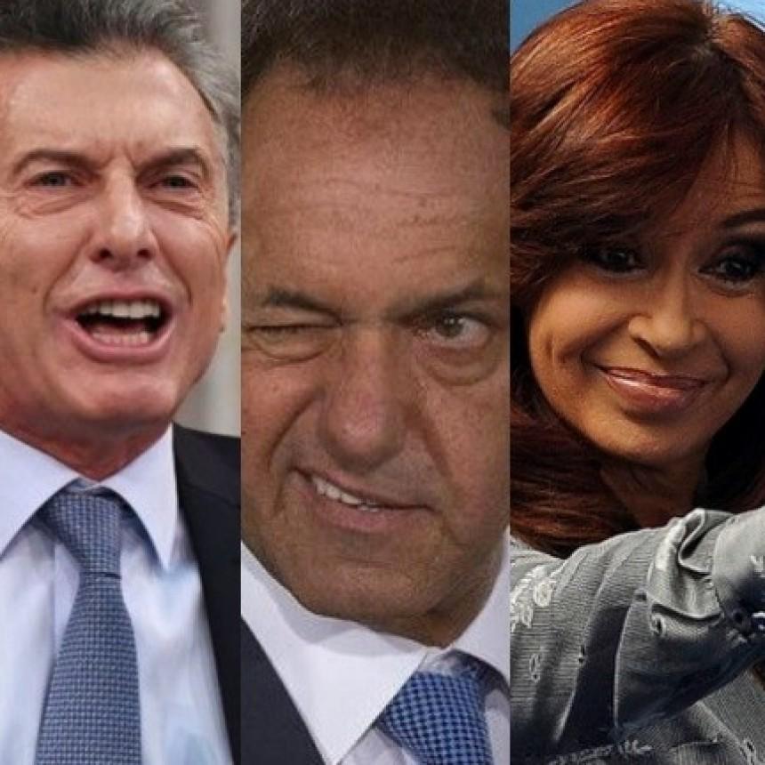 Macri, Scioli, Cristina: las causas judiciales que comprometen a los precandidatos presidenciales