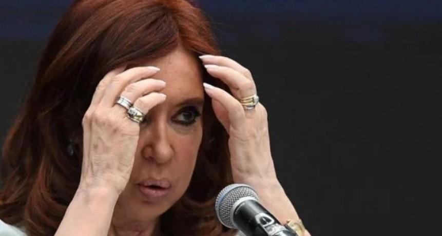 Ratificaron la falta de mérito para Cristina en