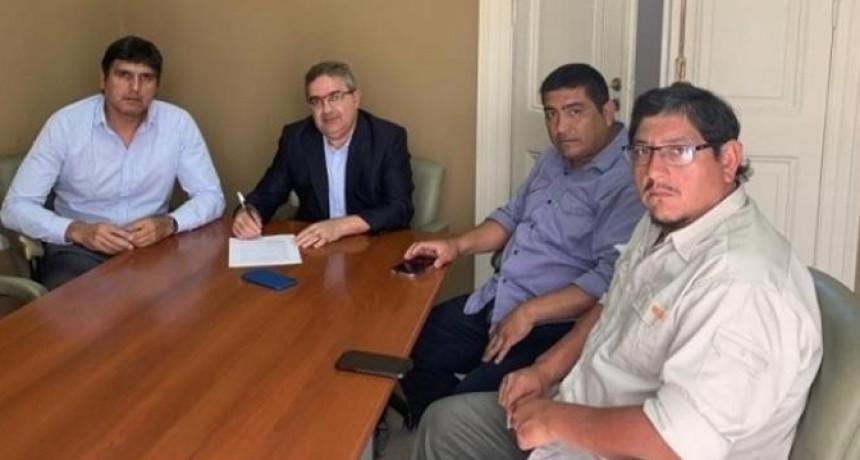 SOEM levanto el PARO tras un nuevo acuerdo con el Municipio