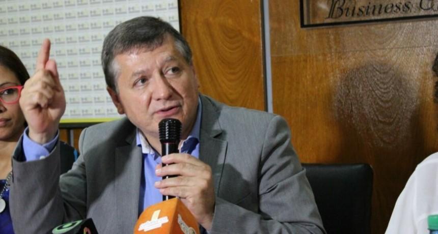 Figueroa Castellanos: Los médicos locales no tienen que reprochar