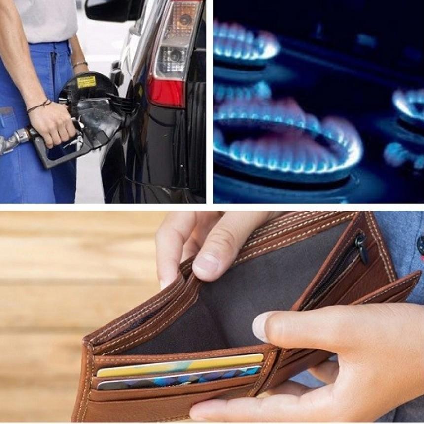NUEVO GOLPE AL BOLSILLO: Desde el próximo Lunes suben los Combustibles