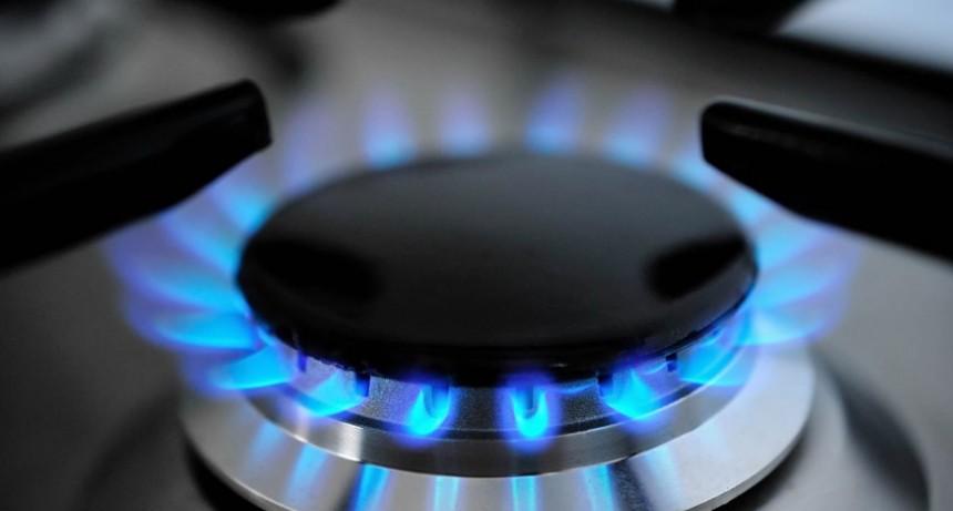 La suba del gas será escalonada