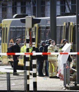 Cayó tirador de Holanda que desató baño de sangre en tranvía