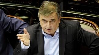 Tras la ruptura, Negri inscribió un frente electoral provincial