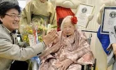 A los 117 años, murió la mujer más vieja del mundo