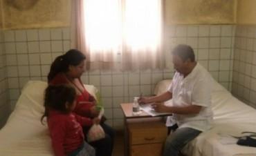 """""""Lleguemos al Barrio"""" brindó asistencia a la comunidad de El Alto"""