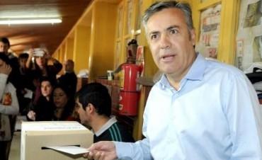 El radical Cornejo, del Frente Cambia Mendoza se impuso en las PASO