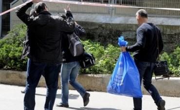 España :Mato a su profesor con Una ballesta
