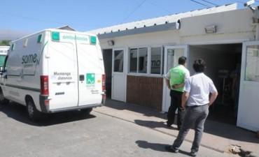 El SAME cubrió la guardia del Hospital San Juan por falta de Médicos