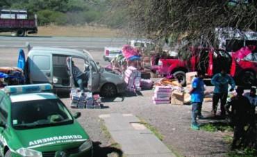 Millonario secuestro de mercancía de contrabando