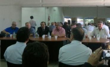 Marcelo González asumió como Sec General en La Bancaria