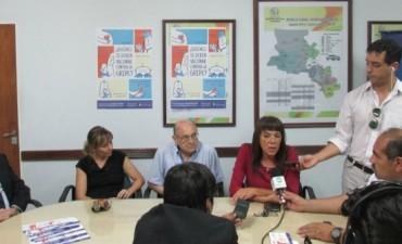 El Ministerio de Salud lanzó la Campaña de Vacunación Antigripal