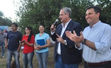 Huerta agroecológica para la integración social en el Norte