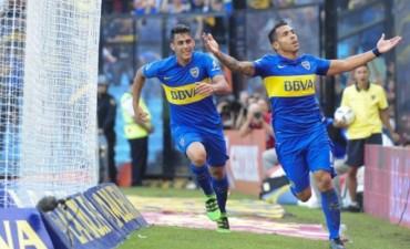 Boca goleó a Atlético Rafaela, vuelve a la victoria y mantiene la ilusión en el torneo