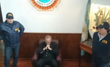 Definen en qué cárcel quedará detenido Ricardo Jaime