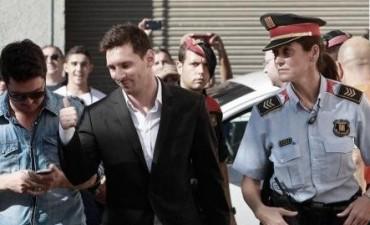 La AFA respalda a Messi en el escándalo Panamá Papers