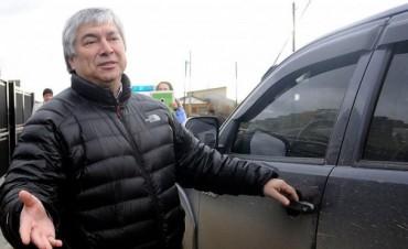 Lázaro Báez fue detenido