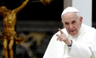 Francisco criticó a quienes juzgan