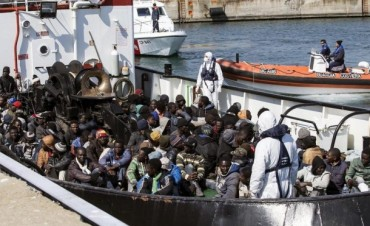 Cerca de medio millar de personas murieron en el naufragio del Mediterráneo