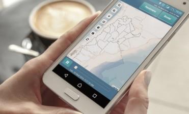 El Servicio Meteorológico Nacional presentó una app